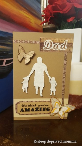 handmade_silhouette_father's_day_card_