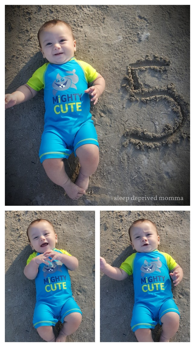 mighty cute baby boy at the beach.jpg